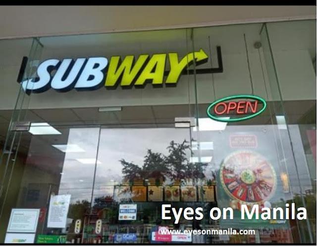 Subway Alabang