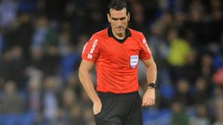 Ya tenemos árbitro para la semifinal de la Supercopa