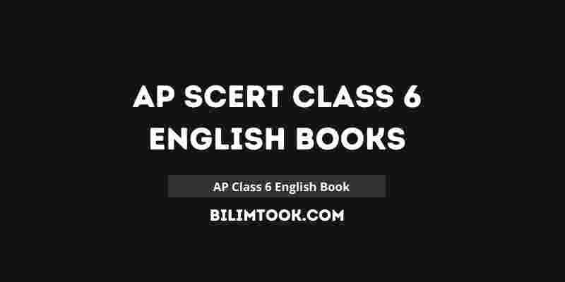 AP SCERT Class 6th English Book PDF Download 2021
