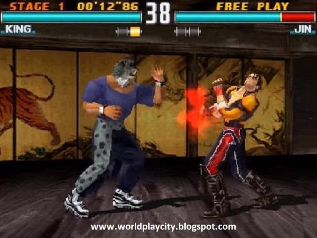 Full Version Tekken 3 Game Free Download For pc