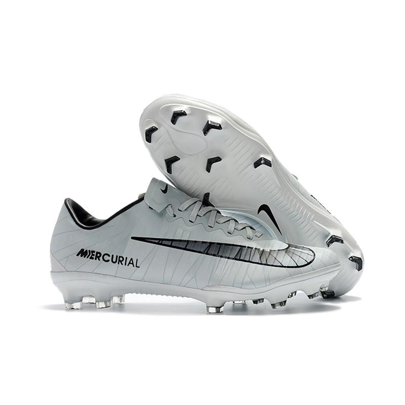 483c91e55bab ... netherlands sepatu bola nike mercurial vapor xi cr7 white fg replika  impor 99cb7 b565c