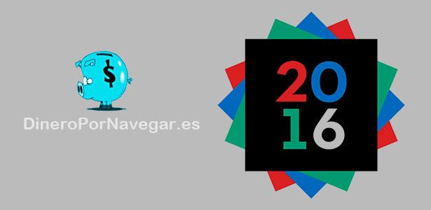 DineroPorNavegar 2016