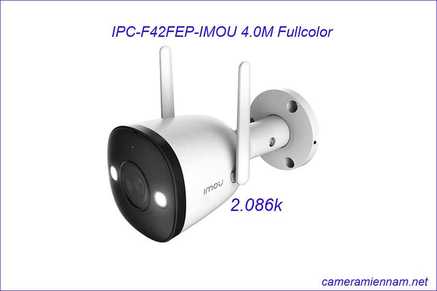 Imou IPC-F42FEP Fullcolor 4.0M