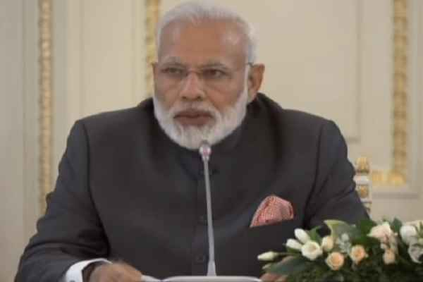 PM Narendra Modi addresses India-Russia Business Forum