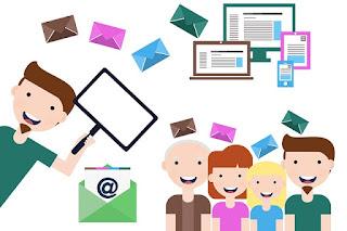 Buat email gmail dan yahoo dengan mudah di hp android oppo, vivo, samsung, xiaomi, realme, evercoss, advan, mito dan merek hp lainnya