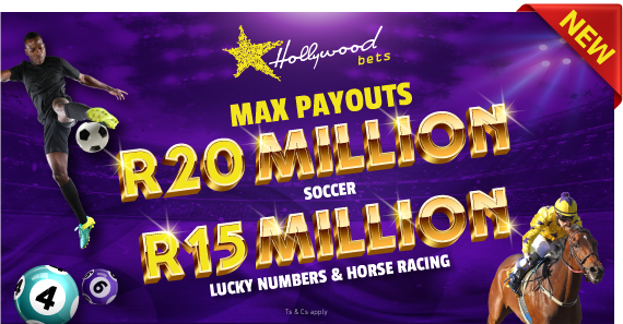 Check out our MASSIVE new payout limits!
