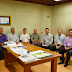 Vereadores e Prefeito se reúnem para tratar do transporte coletivo urbano