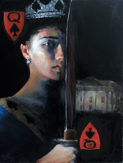 Judith Peck - The Queen of Spades