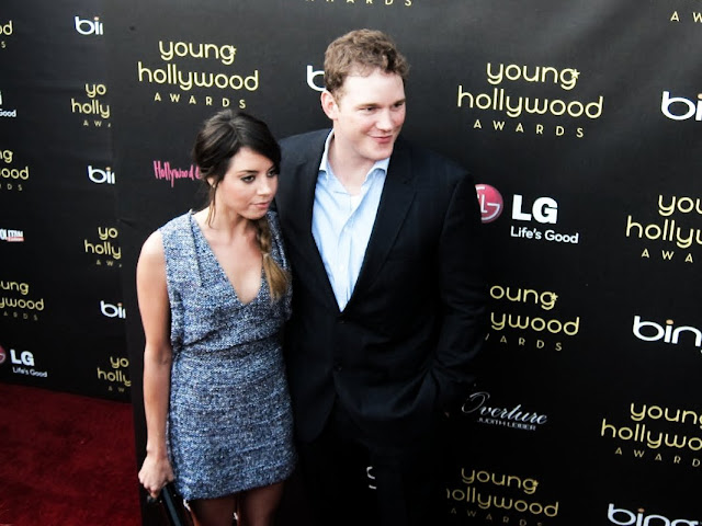 Chris pratt dating aubrey plaza