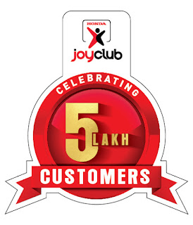 Honda's unique customer loyalty programme wins the trust of 5 lac Indian customers