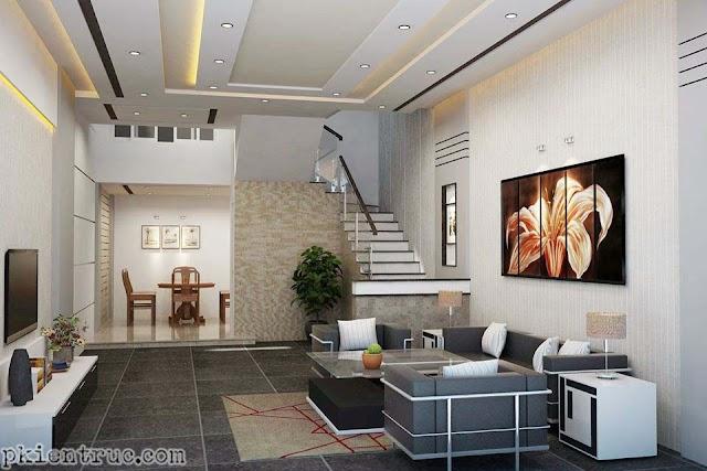 Phòng khách hiện đại mới nhất 2020