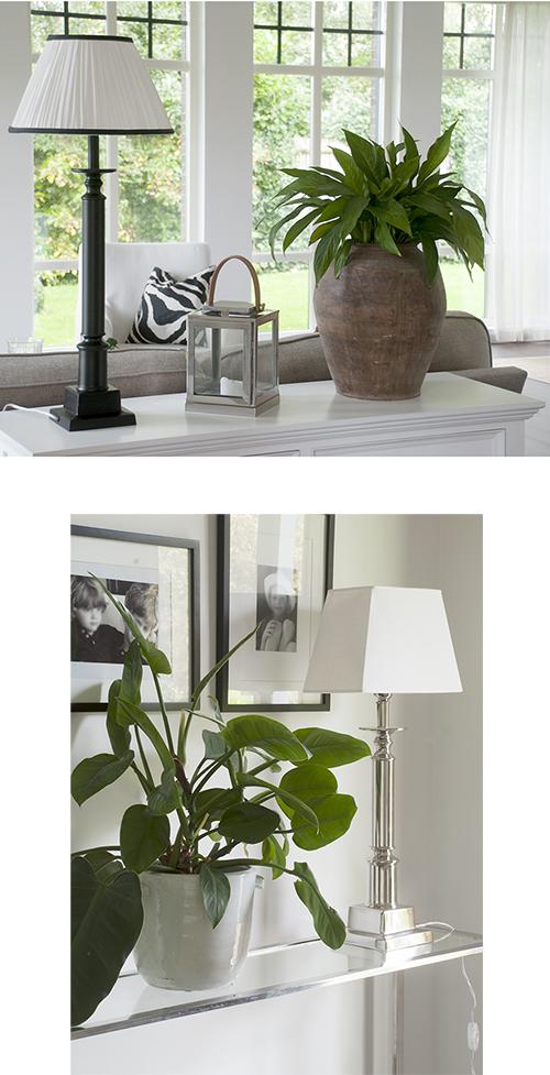 Klassiska lampan Penfold från Hallbergs belysning hos återförsäljare Longcoast Living.