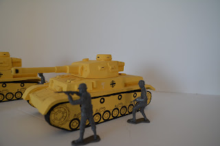 Panzer IV at 1/32 scale