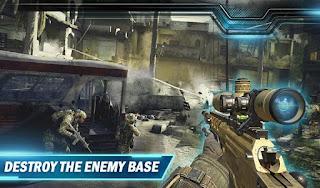 First War On Earth FPS v1.0 Mod