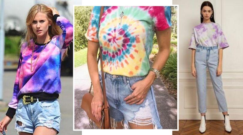 Verão 2020: Como Usar Tie Dye