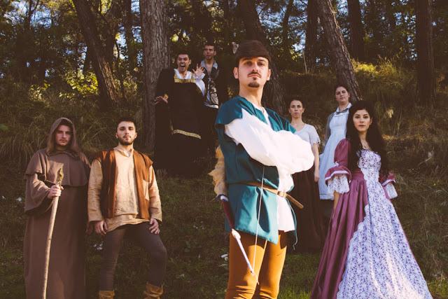 Ιωάννινα:Ο Ρομπέν των Δασών   Κάθε Κυριακή στην Παιδική Σκηνή του Θεάτρου Έκφραση