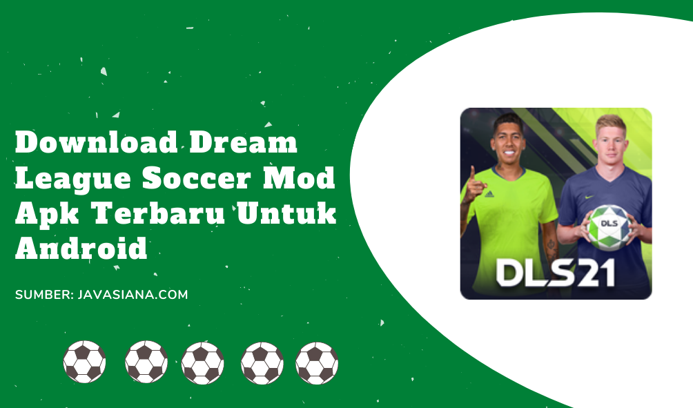 DLS 21 Mod Apk Download Dream League Soccer