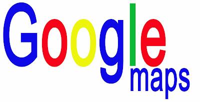 google maps untuk dipasang diblog