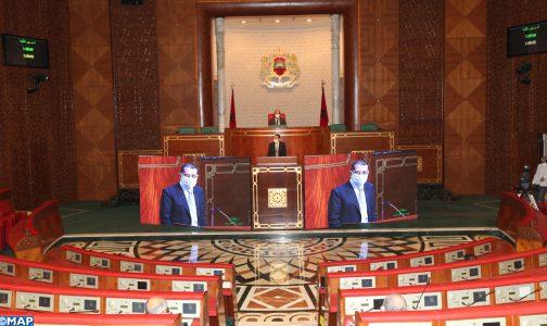 """السيد العثماني: تفاعل الحكومة مع أزمة كورونا كان """"فاعلا، ودليلا على نجاعة القرارات المتخذة"""""""
