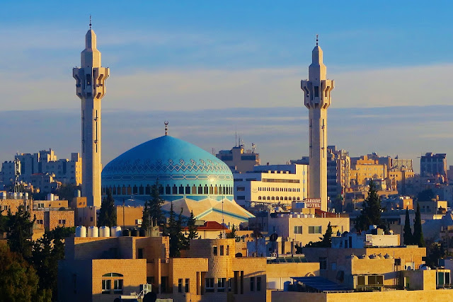 Jordan | 9 Best Christmas and New Year Vacation Spots for Families