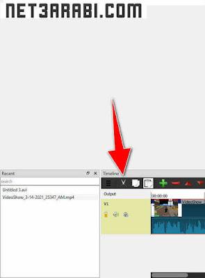 كيفية عمل مونتاج للفيديو علي الكمبيوتر