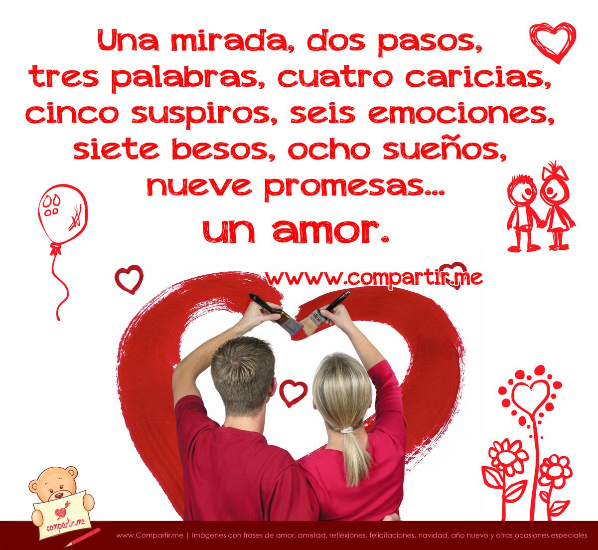 Frases De Amor Una Mirada