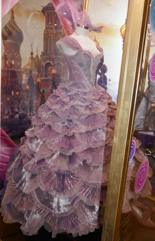 Sugar Plum Fairy gown Nutcracker Four Realms