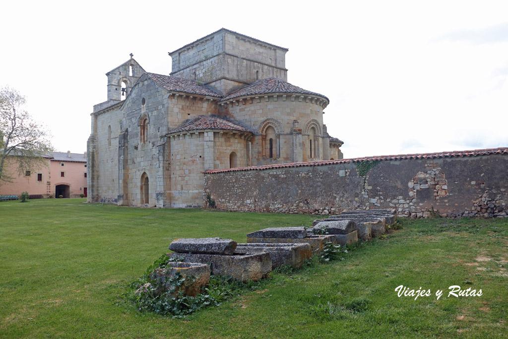 Vista general de Santa Eufemia de Cozuelos, Olmos de Ojeda