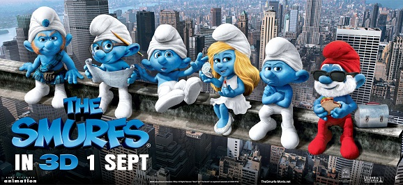 The Smurfs Contest Free Giveaways
