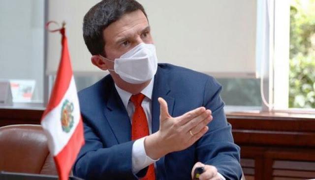 Ministro Incháustegui