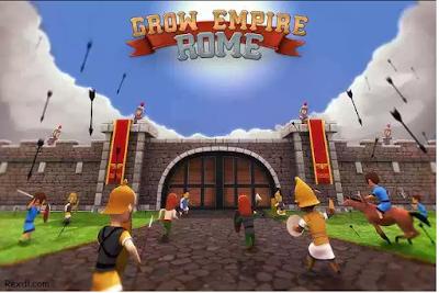 Grow Empire Rome MOD APK free koin v.1.3.76