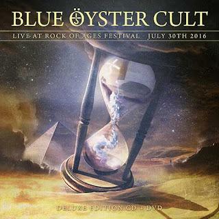 """Ο δίσκος των Blue Öyster Cult """"Live At Rock Of Ages Festival 2016"""""""