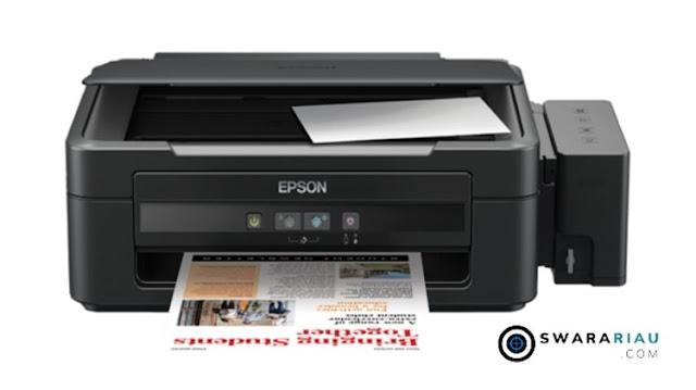 Lampu Kedap-Kedip di Printer Epson L210
