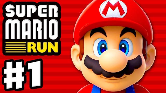 تنزيل لعبة سوبر ماريو الجديدة أخر اصدار