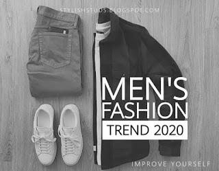 2020 Men's fashion trend in india
