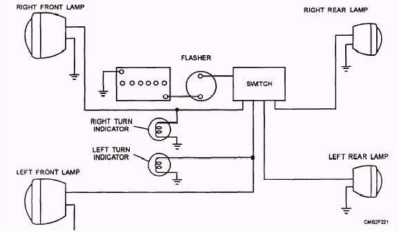 automotive lighting system wiring diagram car wiring diagrams explained at Light Wiring Diagrams Automotive