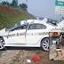 Perkerja Propel Mati Di Langgar Kereta Peronda Polis Yang Di Bawa Laju