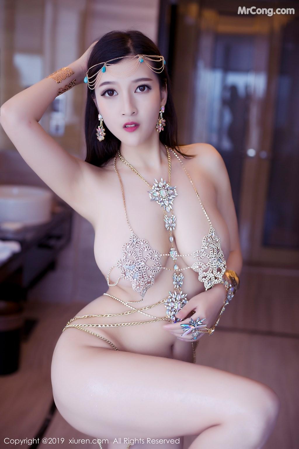 Image XIUREN-No.1409-Alina-MrCong.com-006 in post XIUREN No.1409: 双笙Alina (46 ảnh)