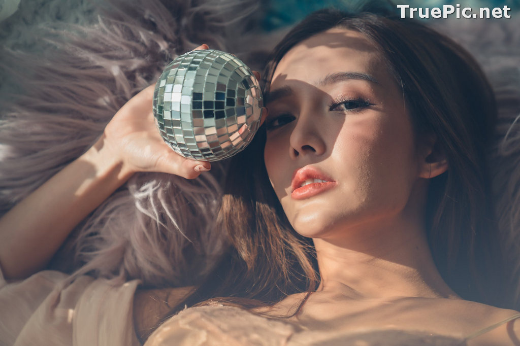 Image Thailand Model - Rossarin Klinhom (น้องอาย) - Beautiful Picture 2020 Collection - TruePic.net - Picture-3