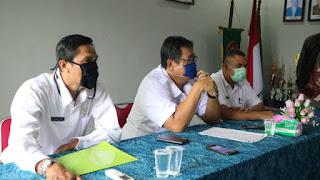 cirebon e satu.com Hindari Berkumpul Di pasar Perumda Pasar Berintan Kota Cirebon Buka Layanan On Line Pembelian