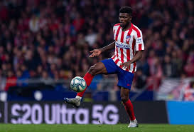 Atletico Madrid midfielder Thomas Partey wants to join Arsenal