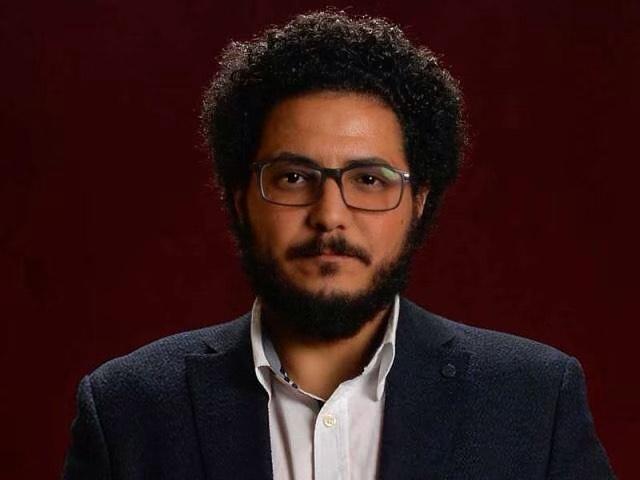 الكاتب الروائي   علاء فرغلي