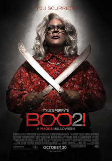 Sinopsis Tyler Perry's Boo 2! A Madea Halloween (2017)