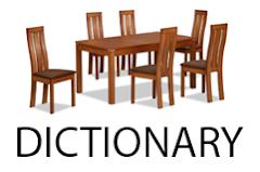 Từ điển ngành nội thất