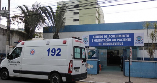 Macaé registra 206 novos casos de Covid-19