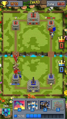 Download Craft Royale – Clash of Pixels Mod Apk v1.24-1