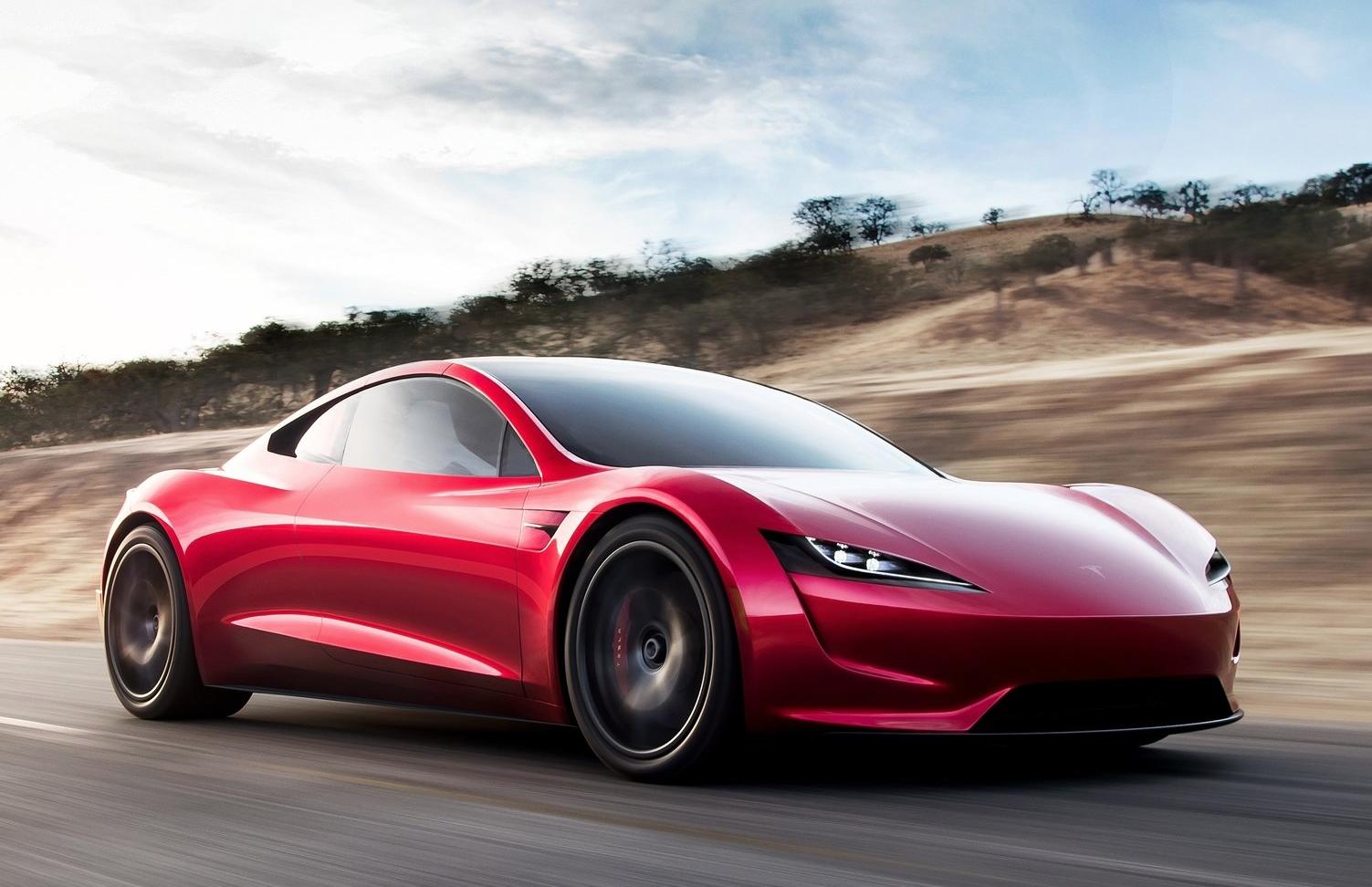 Tesla Roadster 2020 - AZH-CARS
