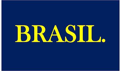 A imagem diz: Brasil.