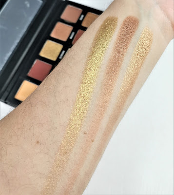SAMPLE BEAUTY -  THE REIGN PALETTE