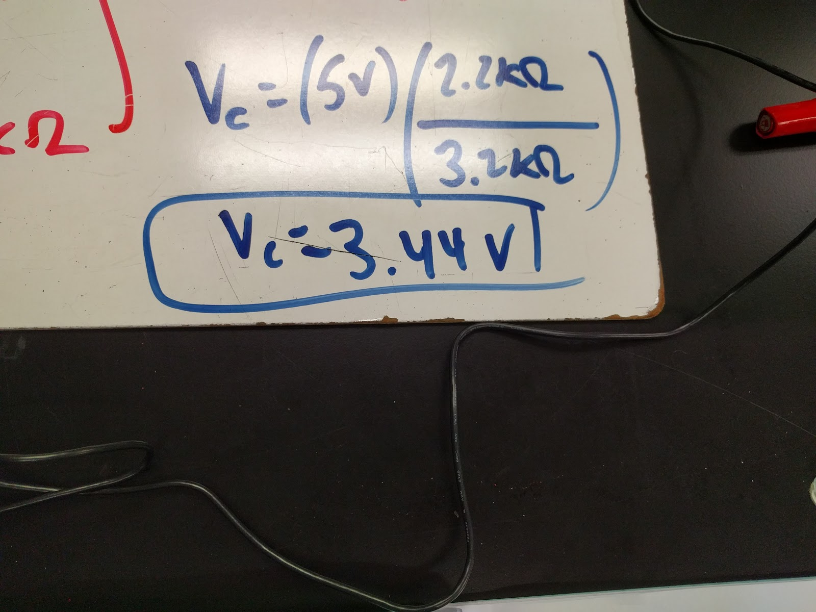 Engineering 44 Hynassman 4 14 16 Day Inductors In Series And Find The Thvenin Equivalent Circuit With Respect To Capacitor This Was Done By Finding Thevenin Resistance Then Mutiplying It Capacitance Of Time Constant Found Be About 15 Ms
